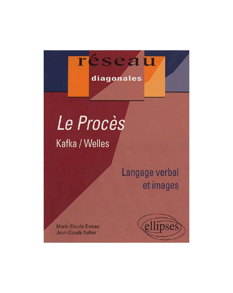 Kafka, Welles - Le Procès - Langage verbal et images