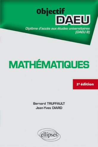 Mathématiques - DAEU B - 2e édition