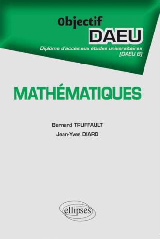 Mathématiques - DAEU B