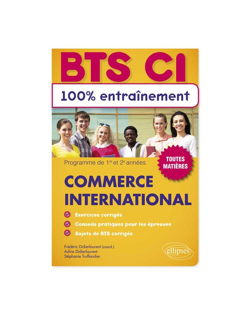 BTS Commerce International