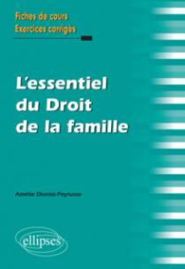 L'essentiel du Droit de la famille