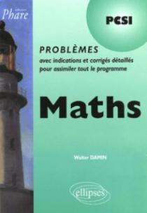 Mathématiques PCSI - Problèmes corrigés