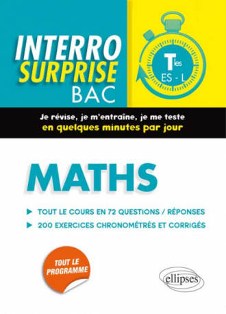 Maths - Terminales ES/L