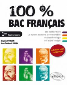 100 % Bac Français. 1res toutes séries - fichiers audios à télécharger