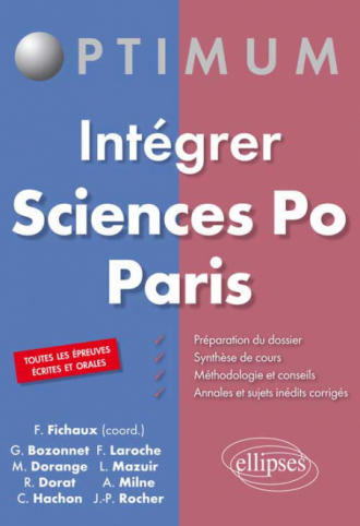 Intégrer Sciences Po Paris