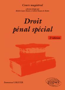 Droit pénal spécial. 2e édition