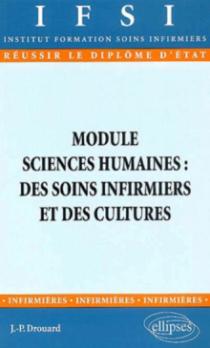 Module sciences humaines : des soins infirmiers et des cultures - n°22