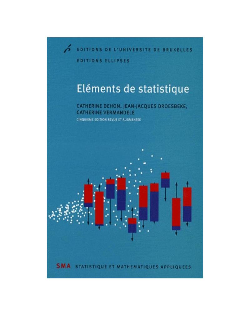 Éléments de statistique - 5e édition