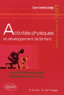 Activités physiques et développement de l'enfant