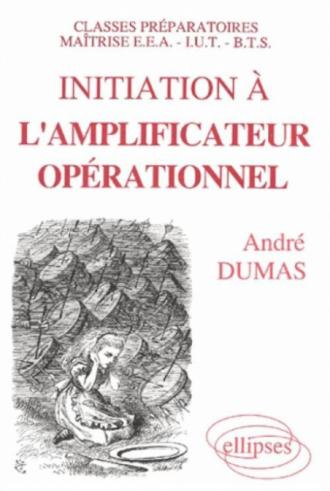 Initiation à l'amplificateur opérationnel