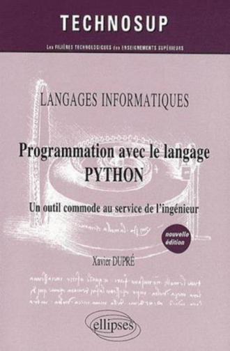 Programmation avec le langage PYTHON - 2e édition