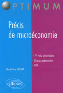 Précis de microéconomie