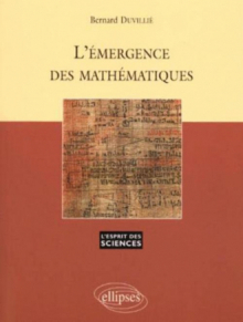 L'Emergence des mathématiques - n°10