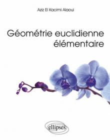 Géométrie euclidienne élémentaire