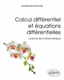 Calcul différentiel et équations différentielles - Licence de mathématiques
