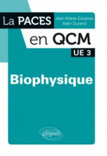UE3 - Biophysique - 2e édition