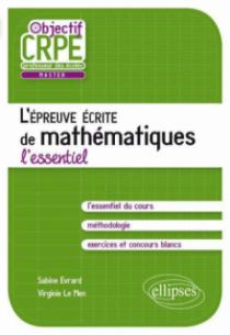 L'épreuve écrite de mathématiques - L'essentiel
