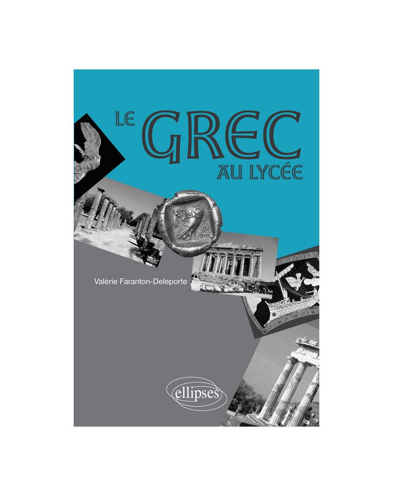 Le grec au lycée