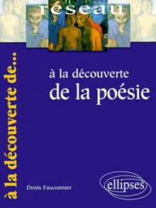 À la découverte de la poésie