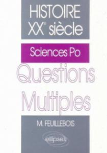 Histoire XXe siècle - Questions multiples Sciences Po.