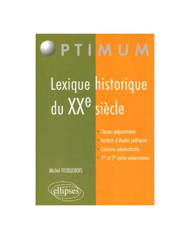 Lexique historique du XXè siècle