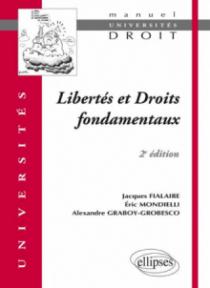 Libertés et Droits fondamentaux. 2e édition