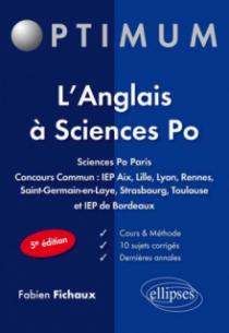 L'anglais à Sciences Po - 5e édition
