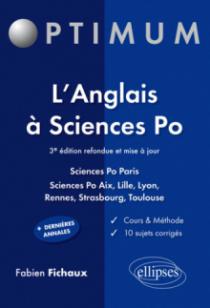 L'anglais à Sciences po - 3e édition