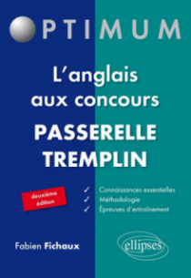 L'anglais aux concours Passerelle-Tremplin - 2e édition