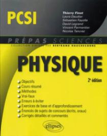 Physique PCSI - 2e édition