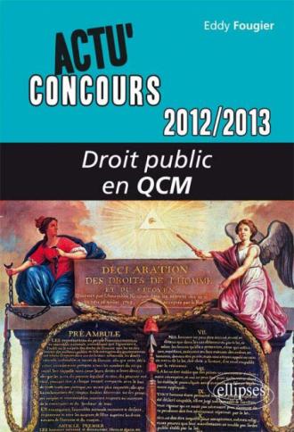 Droit public - 2012-2013 - en QCM