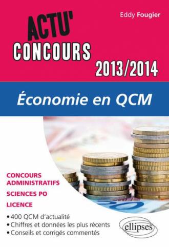 Economie en QCM 2013-2014