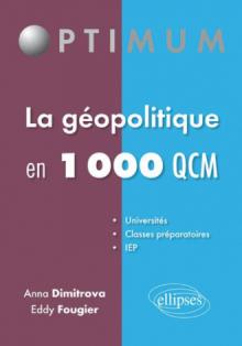 La géopolitique en 1000 QCM