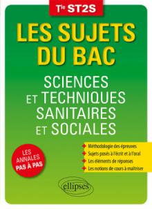 Sciences et techniques sanitaires et sociales - Terminale ST2S