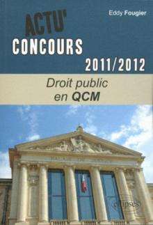 Droit public 2011-2012 en QCM