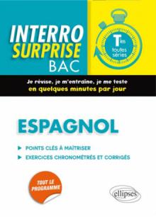 Espagnol  - Terminales L, ES, S