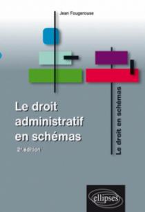 Le droit administratif en schémas - 2e édition