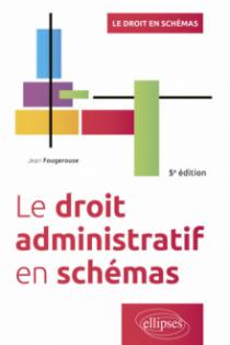 Le droit administratif en schémas - 5e édition