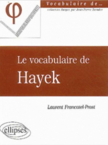 vocabulaire de Hayek (Le)