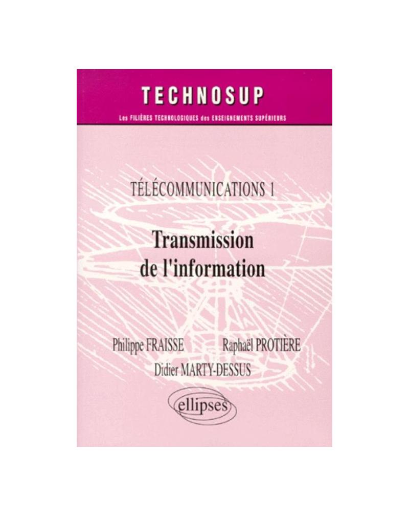 Transmission de l'information - Télécommunications 1 - Niveau B