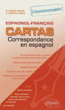 Cartas. Correspondance en espagnol. L'incontournable !