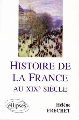 Histoire de la France au XIXe siècle