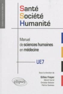 Santé-société-humanité en PAES - Manuel de sciences humaines en médecine