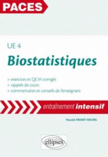 UE4 - Statistiques (exercices et QCM corrigés - rappels de cours)