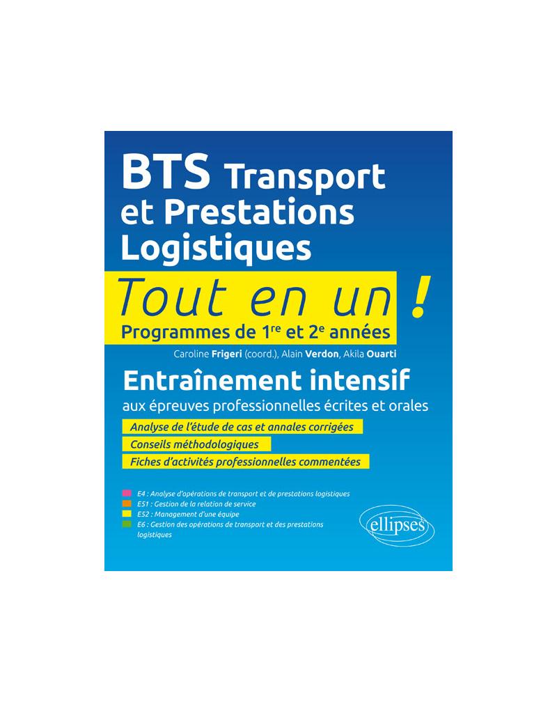 BTS Transport et Prestations Logistiques