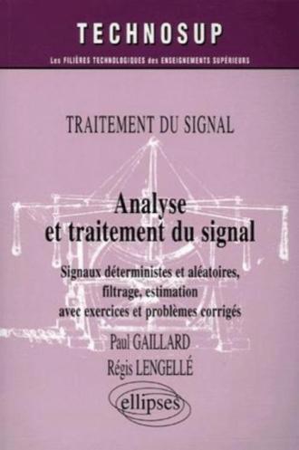 Analyse et traitement du signal