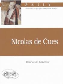 de Cues Nicolas