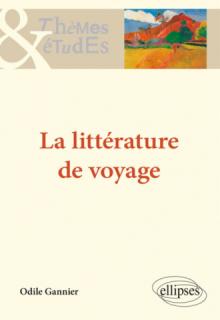La littérature de voyage