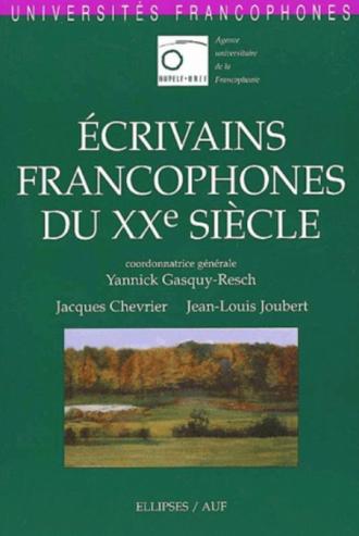 Ecrivains francophones du XXe siècle