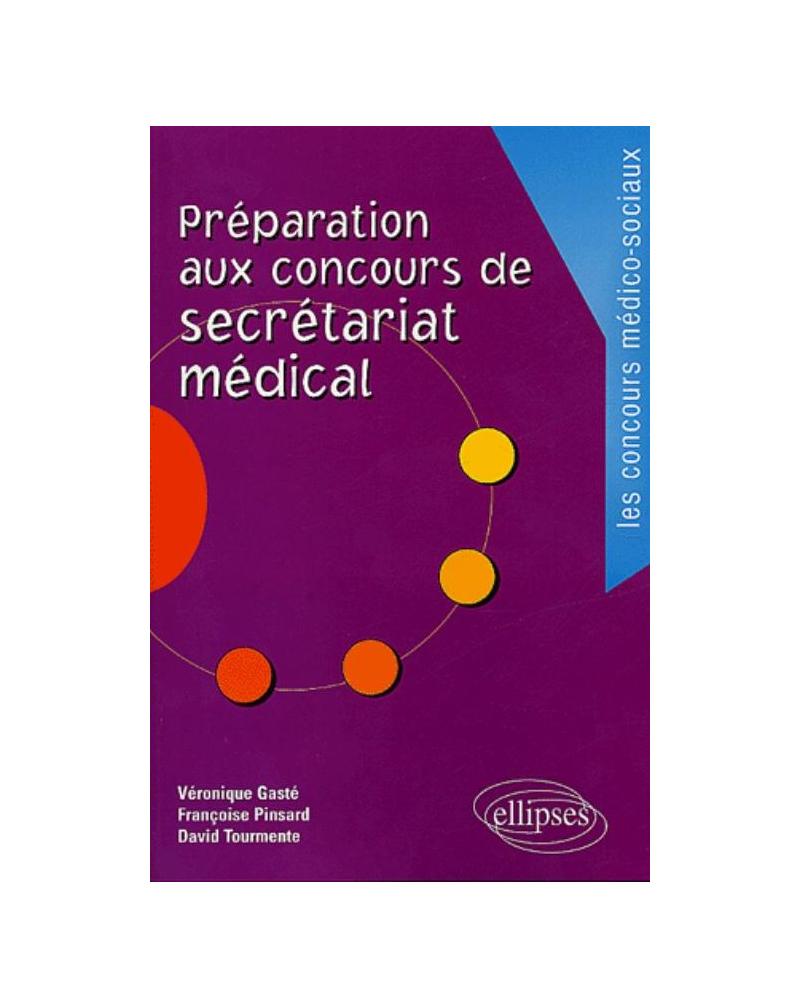 Préparation aux concours de secrétariat médical
